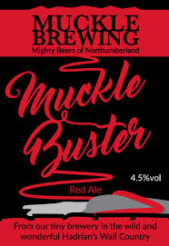 Muckle Brewing-Muckle Buster 4.5%