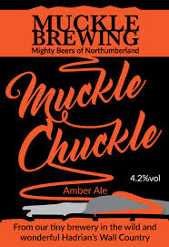 Muckle Brewing-Muckle Chuckle 4.2%
