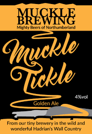 Muckle Brewing-Muckle Tickle 4.2%