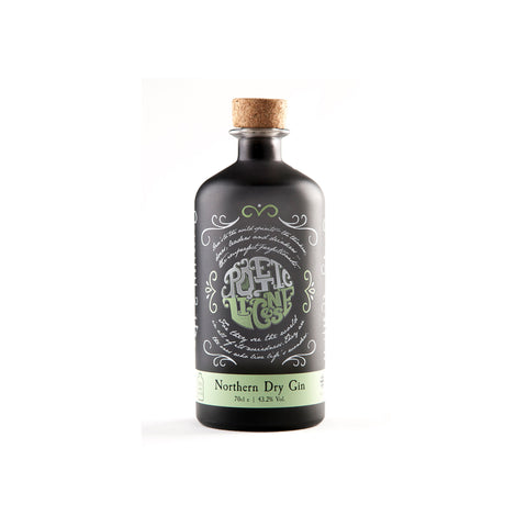 Poetic License Northern Dry Gin (70cl-43.2%)