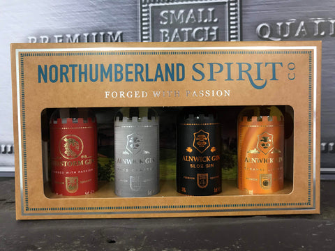 Northumberland Spirit 5cl Gift Set