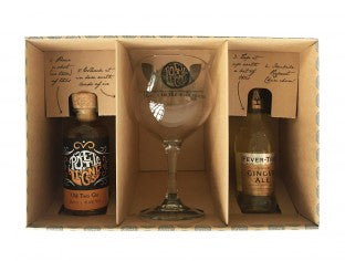 Old Tom Gin Poetic Gift Set