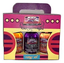 Old School Gin Ghetto Blaster Gift Set