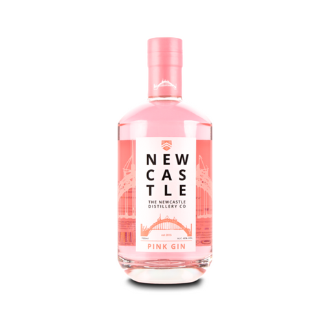 Newcastle Pink Gin (70cl - 40%)
