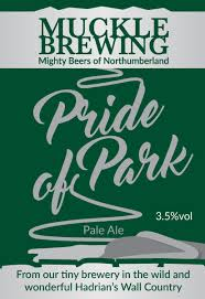 Muckle Brewing-Pride of Park 3.5%