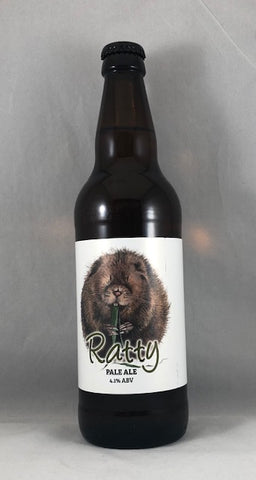 First & Last Brewery-Ratty 4.1%