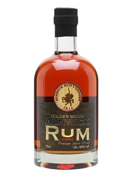 Alnwick Spiced Rum