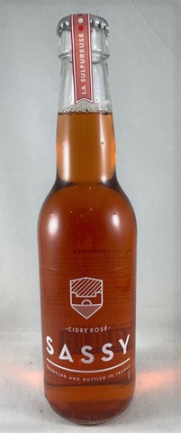 Sassy Rose Cider 330ml