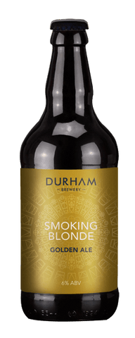 Durham Brewery Smoking Blonde 6.0%