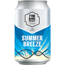 Tyne Bank Brewery Summer Breeze 3.9%