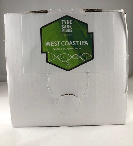 Tyne Bank Brewery  5Ltr bag-in-box