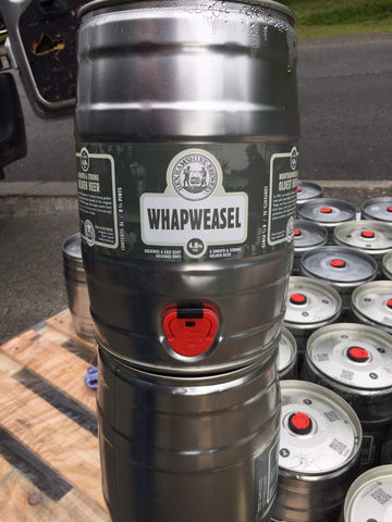 Hexhamshire Brewery Mini Kegs 5Ltr (approx 8.8pints)