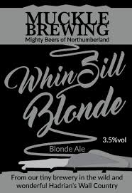 Muckle Brewing-Whin Sill Blonde 3.5%