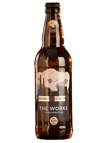 The Works 4.0%abv