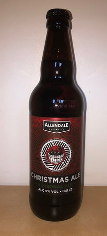 Christmas Ale (500ml-5.0%)
