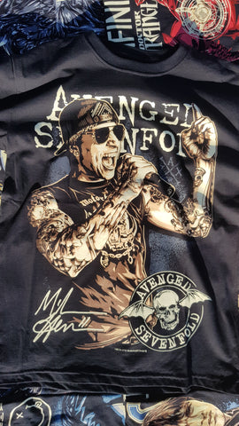 Avenged Sevenfold  Long Sleeve