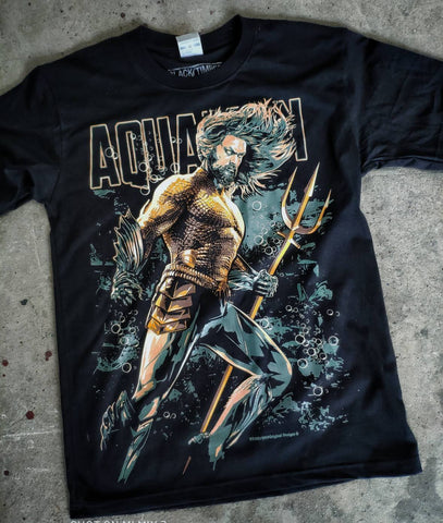 New design AQUAMAN