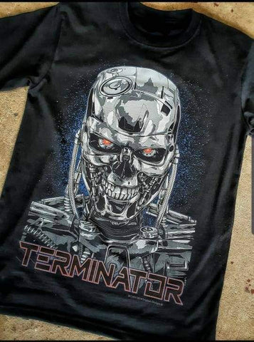 New Design Terminator - Hasta la vista, Baby