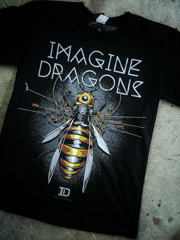 Imagine Dragons New Design