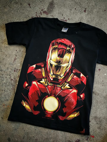 Iron Man New Design