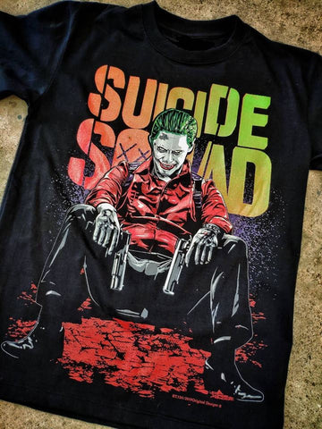 JOKER Suicide Squad New Design