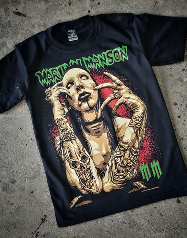 Marilyn Manson New Design