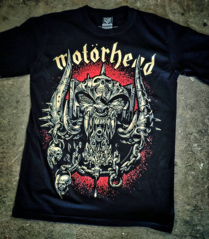 Motorhead New Design