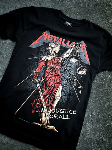 Metallica New Design