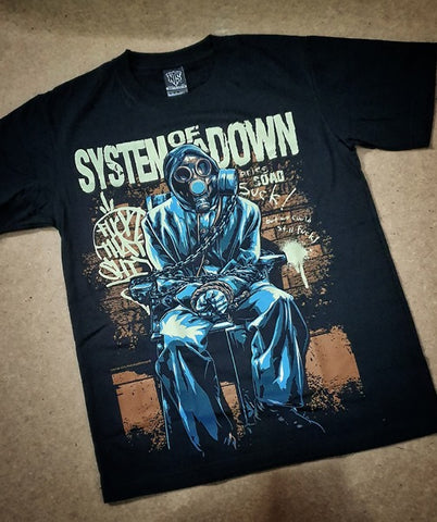 SYSTEM OF DOWN New Design