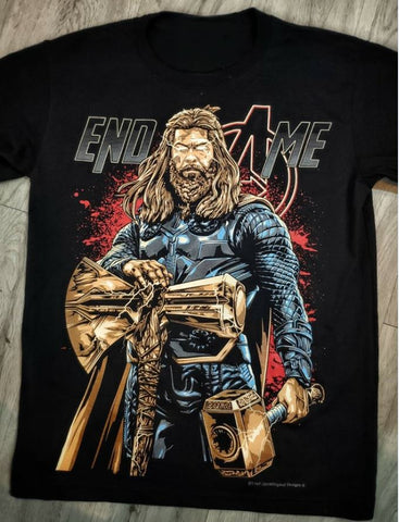 T-Shirt THOR - End Game - Avengers - Asgardian god of thunder