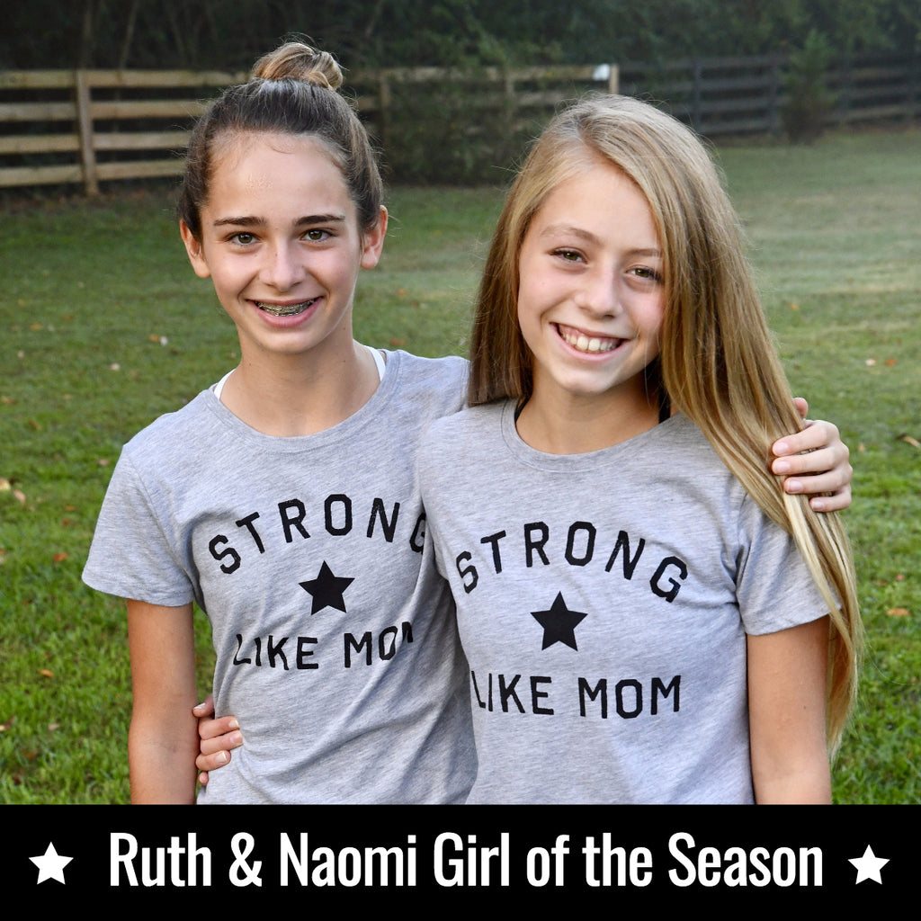 Ruth & Naomi Girl(s) of the Season