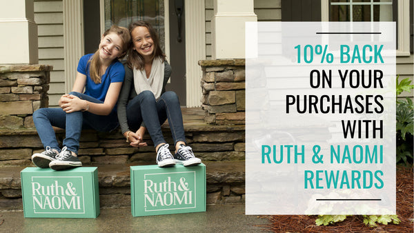 Ruth & Naomi Rewards program