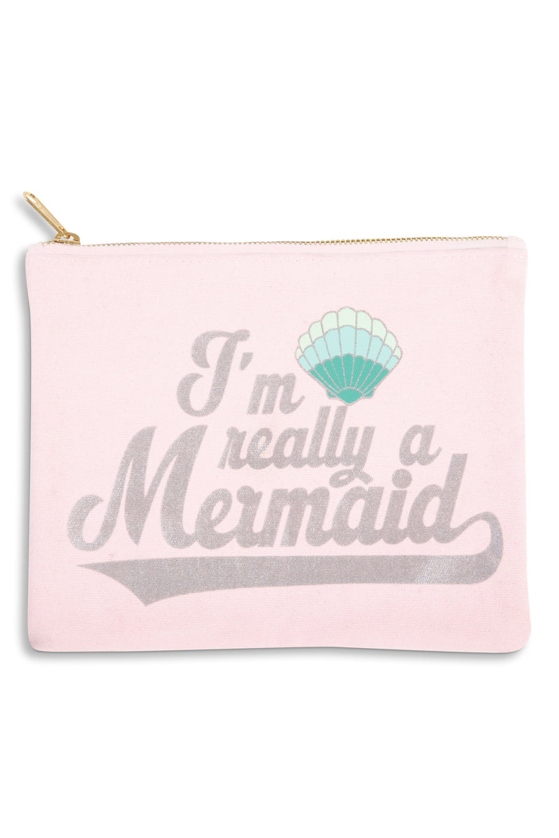 I'm Really A Mermaid - Travel Pouch