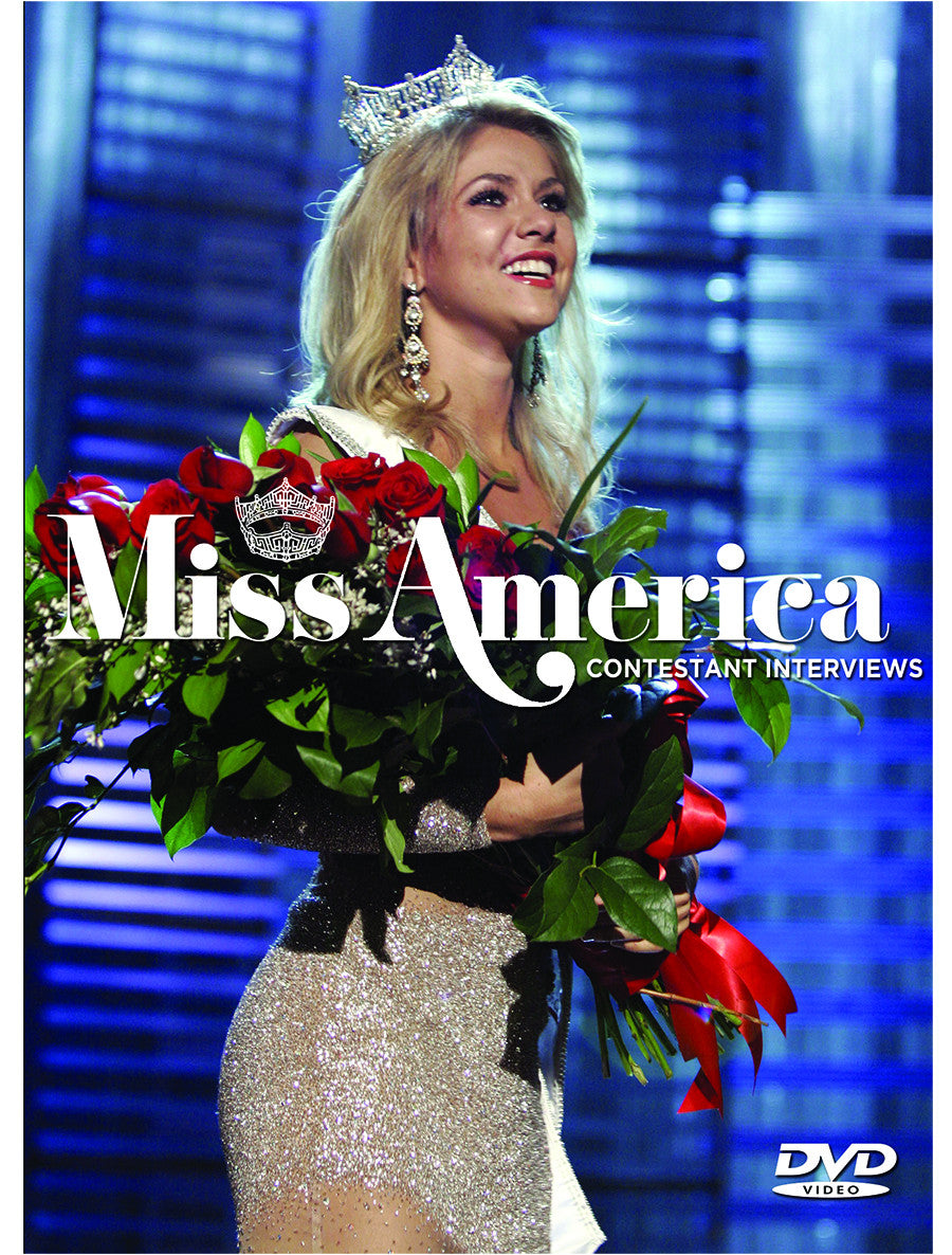 2008 Miss America Contestant Interviews