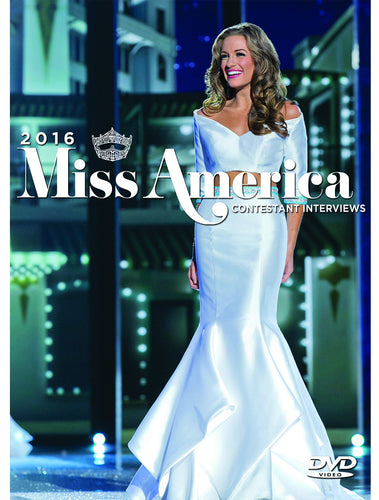 2016 Miss America Contestant Interviews