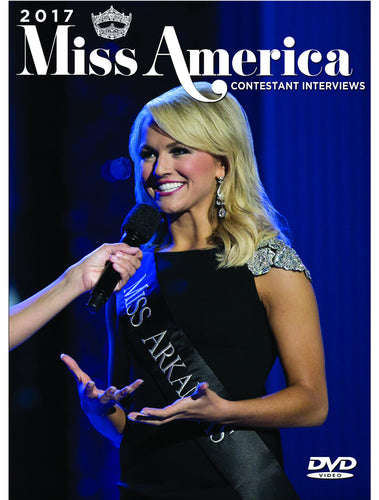 2017 Miss America Contestant Interviews