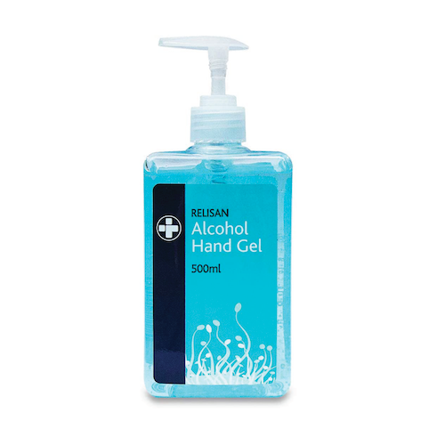 Relisan 500ml Hand Sanitiser