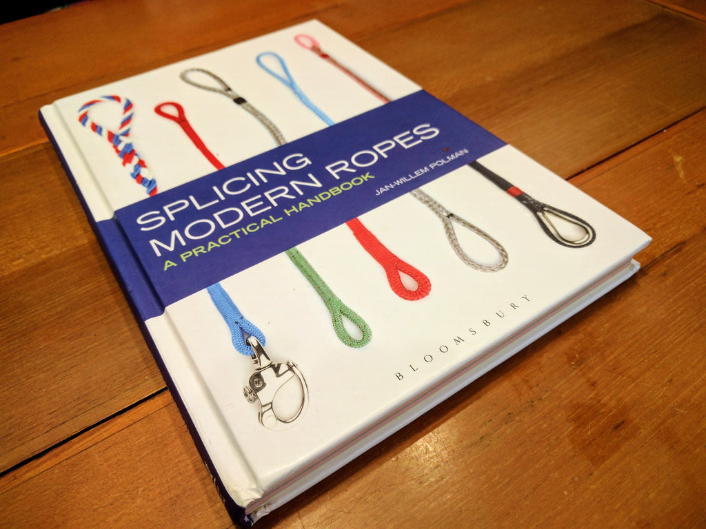 New Book: 'Splicing Modern Ropes'
