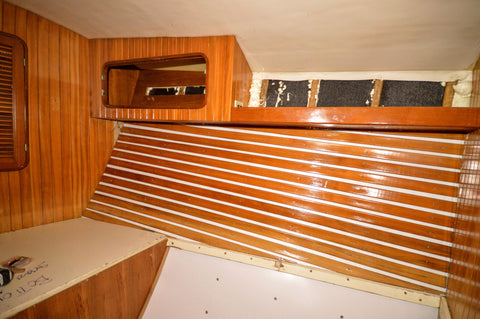 sailboat hull liner