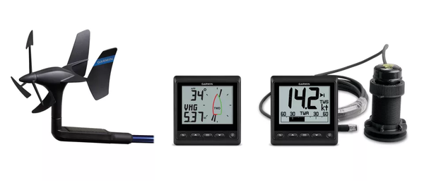 garmin sailing instruments