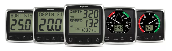 raymarine is50 sailing instruments