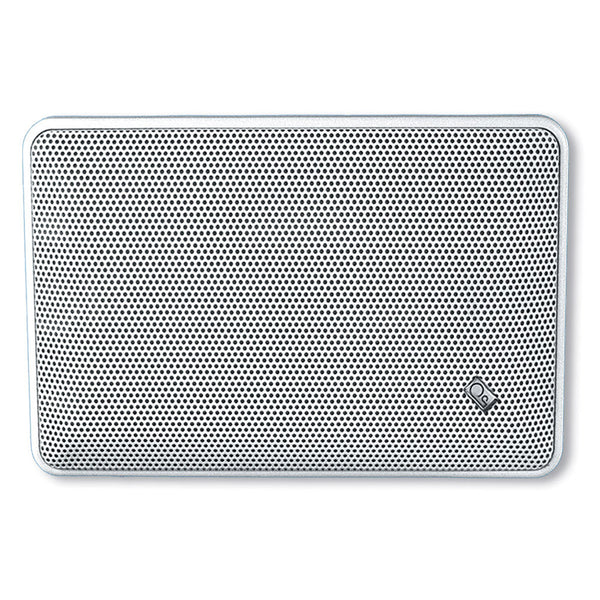 Poly-Planar 3-Way Platinum Panel Marine Speaker - (Pair) White