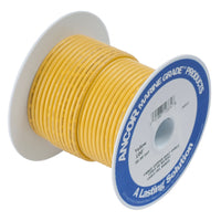 Ancor Yellow 4 AWG Battery Cable - 25'