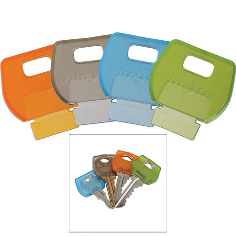 Nite Ize IdentiKey™ Covers - 4-Pack Assorted