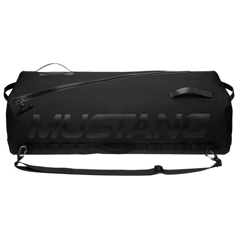 Mustang Greenwater 65L Waterproof Deck Bag - Black