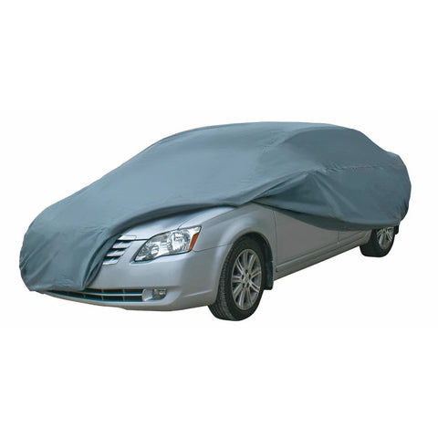 "Dallas Manufacturing Co. Car Cover - Large - Model B Fits Car Length Up To 14'3"" to 16'8"""