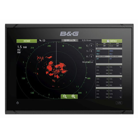 "B&G Vulcan 9 FS 9"" Multifunction Display ForwardScan Capabilities w/o Transducer"