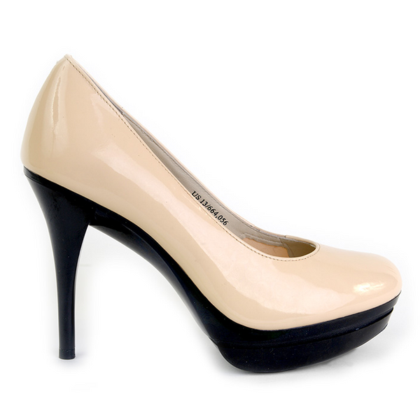 The Claire (Nude Patent)