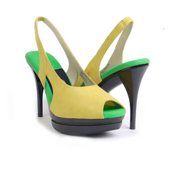 Really Comfortable Stiletto Slingback for Dancing