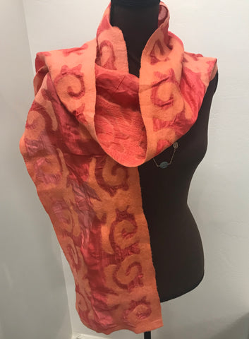 Silk and Wool Scarves
